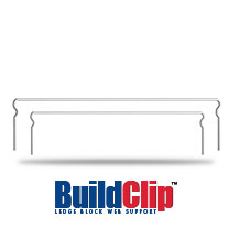 BuildClip Ledge Block Web Support