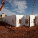 NBC Bank ICF Construction