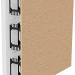 BuildBlock Hard Wall with OSB or Plywood