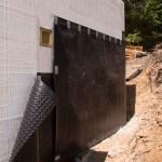Applying Waterproofing System