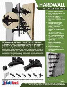 2015 BuildLock HardWall Brochure