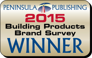 2015 Penninsula Publishing Brand Survey Winner Logo