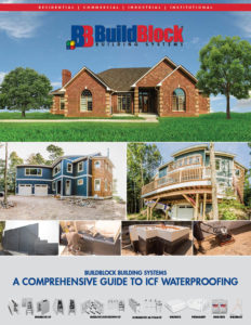 Waterproofing ICF Homes
