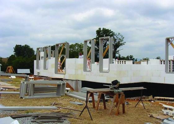 Lloyd ICF Home Construction