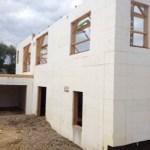ICF Walls with Door And Window Openings