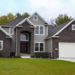 Stone Creek finished exterior