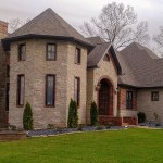 ICF home on the Mississippi River