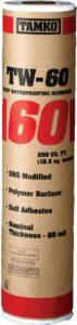 Tamko TW-60 Sheet Waterproofing Membrane