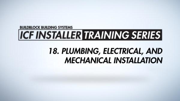 icf plumbing
