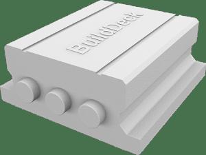 BuildDeck 10 inch form