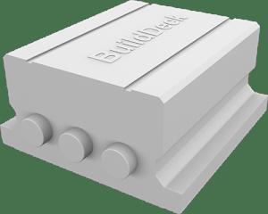 BuildDeck 12 inch form