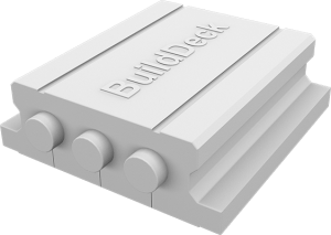 BuildDeck 8 inch form