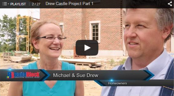 Project Spotlight: Building an ICF Castle Part 1