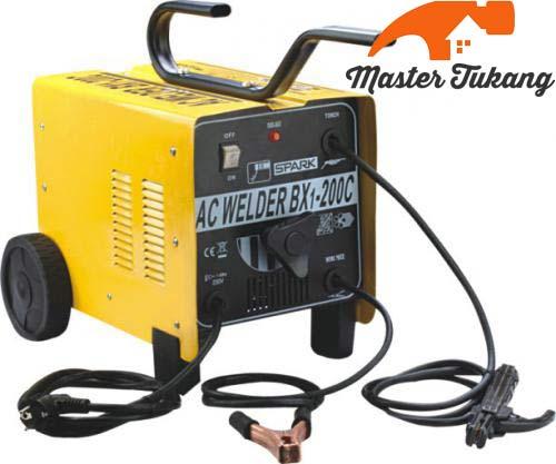 mesin las listrik terbaik