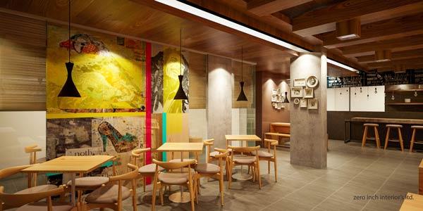 Lighting kafe