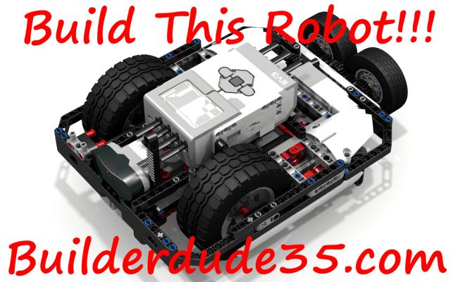 Building Instructions Builderdude35