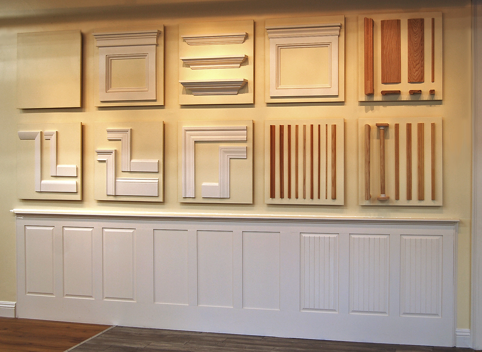 Decorative Moulding Displays Builders Surplus