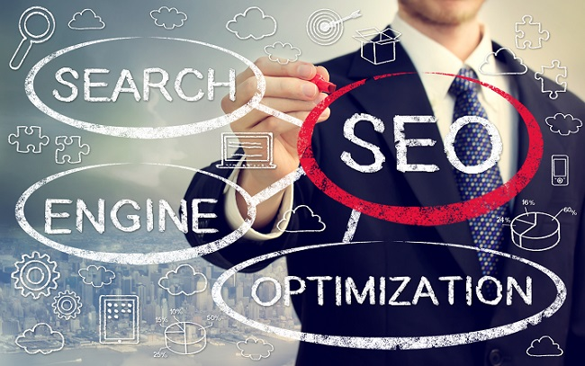SEO for construction company