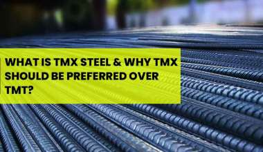 What is TMX Steel