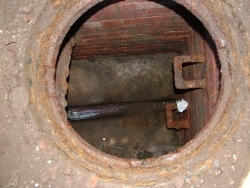 Sewer access