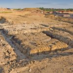 Foundation trench