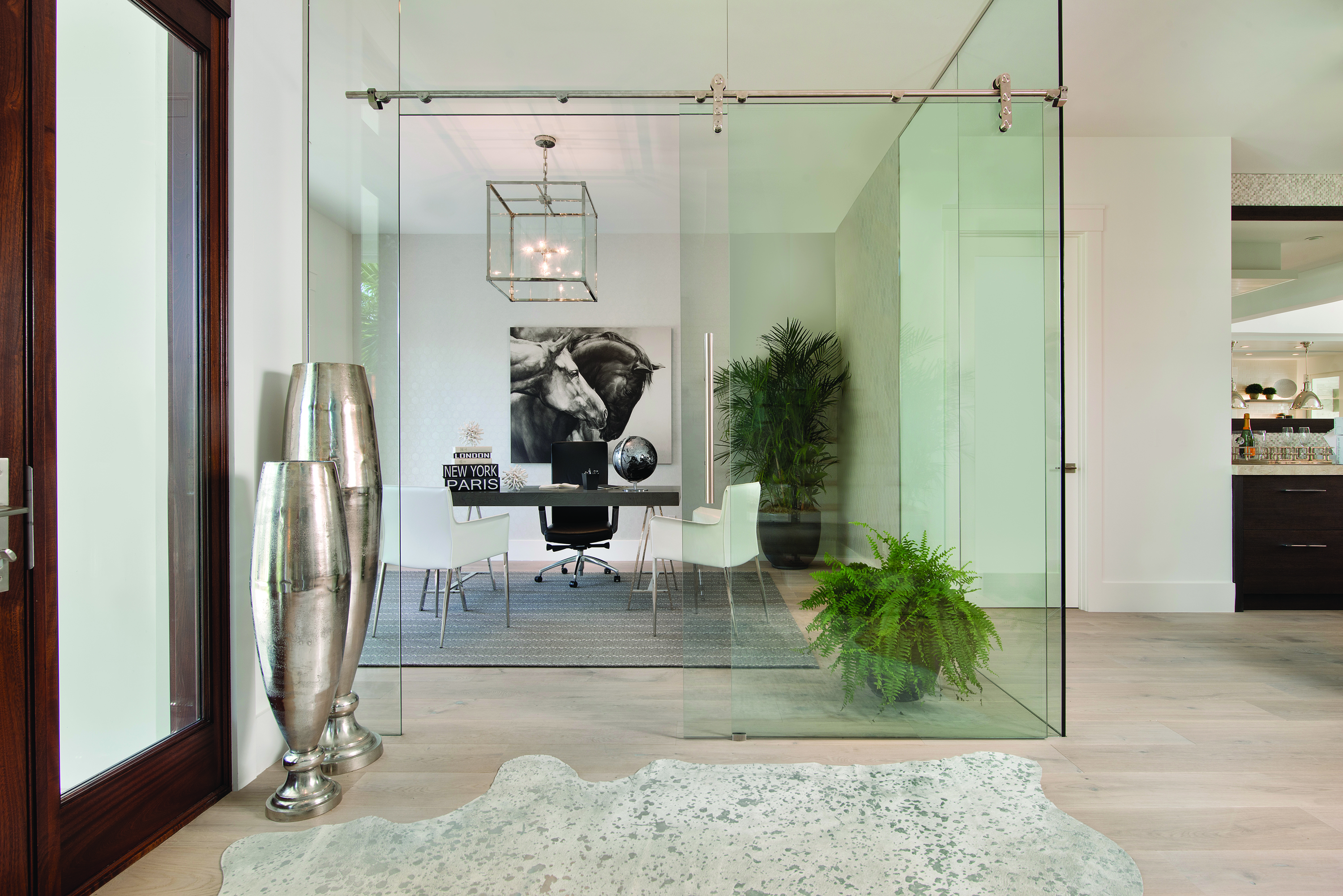 Glass Wall Room Divider Builders Glass Of Bonita Inc