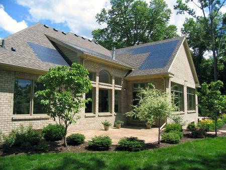 PV Solar Shingles