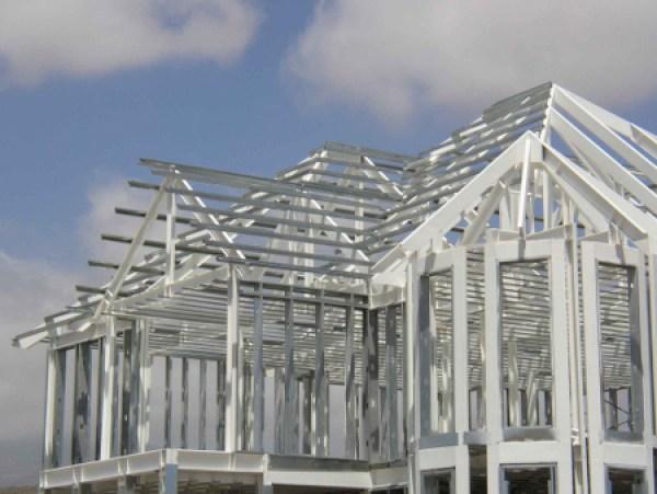Steel Frame Home
