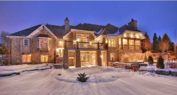 Most expensive home in canada ontario home builders for Home builders in canada