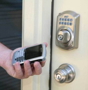 Electronic Door Lock System