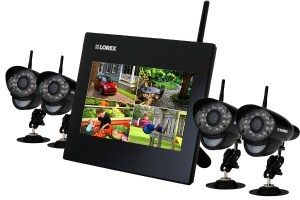 Wireless Camera Monitoring System