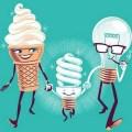 engineering of compact flurescent light bulbs