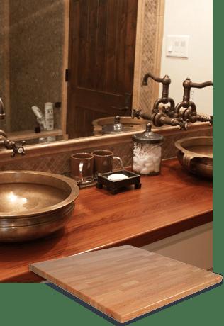Custom Bathroom Vanities Tops bathroom vanity tops • builders surplus
