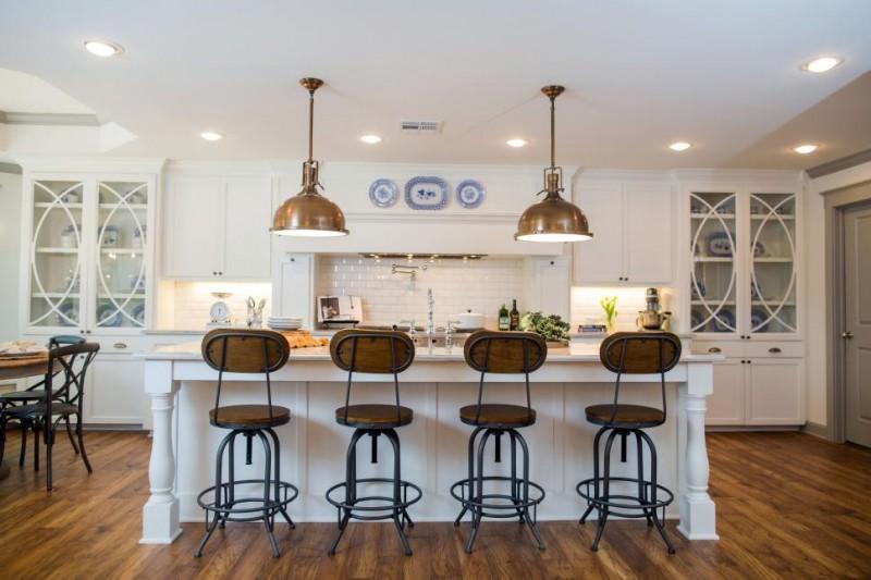 fixer-upper style stools
