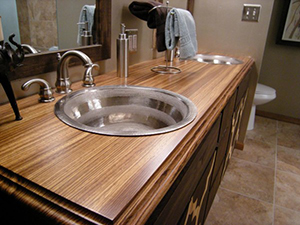 Stainless Steel Bathroom Sinks