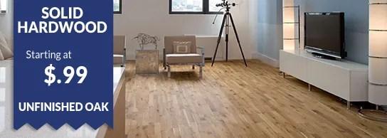 Builders Surplus Buy Hardwood Flooring For Less Solid Oak Unfinished Hardwood Flooring