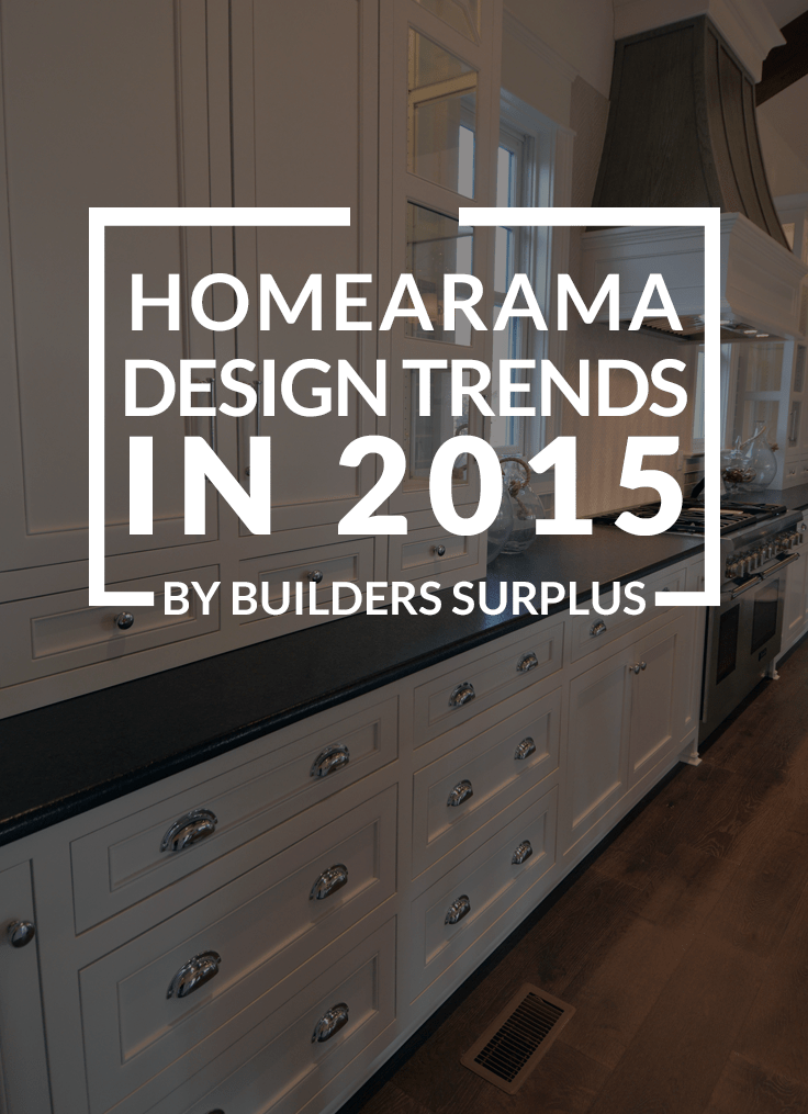 Homearama Kitchens Trends In 2017 O Builders Surplus