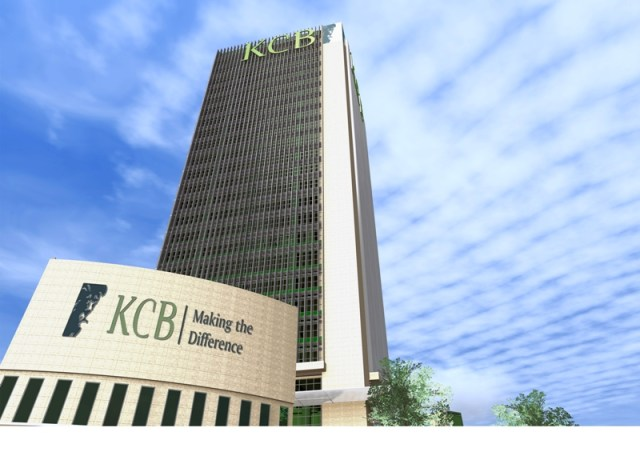 An artists impression of the upcoming KCB Headquarters in Upperhill