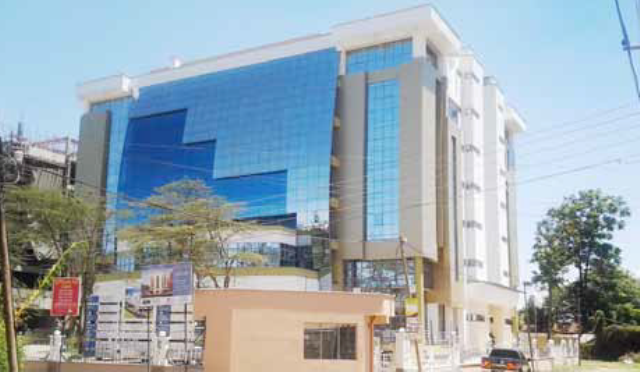 Jadala Investments office building along Ngong Road