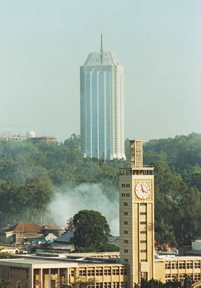 Rahimtulla Towers in Upper Hill