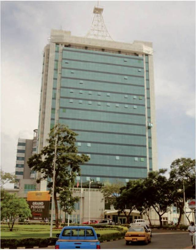 00 Insurance Plaza Kigali
