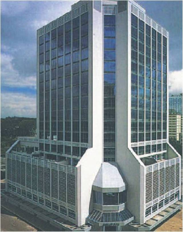 Barclays Plaza