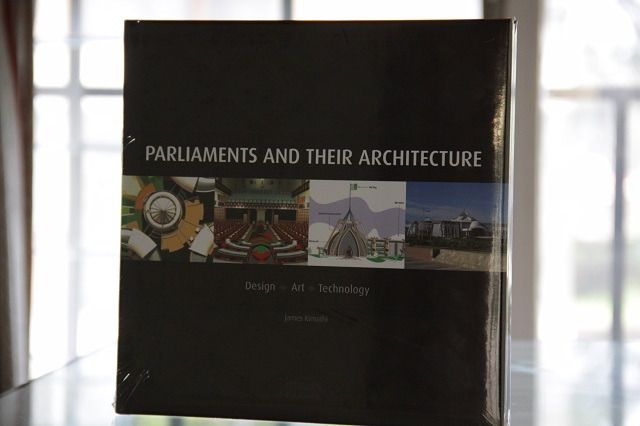 Parliaments and their architecture - Arch James Kimathi