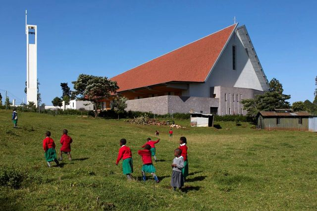 The Kericho cathedral