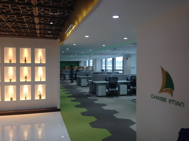 Chase Iman HQ Offices