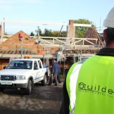 Buildex on site