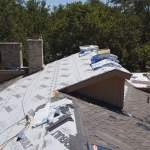 Ремонт крыши частного дома цена за работу