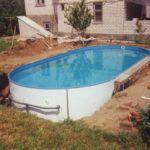 Чем обработать бассейн чтобы не уходила вода