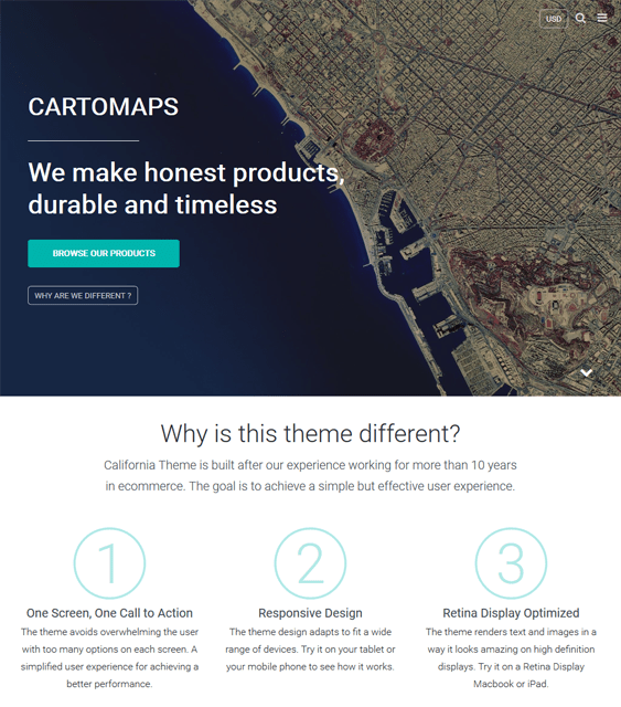 california arts crafts shopify themes