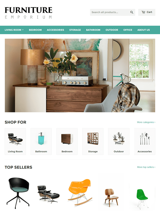 supply clean shopify themes
